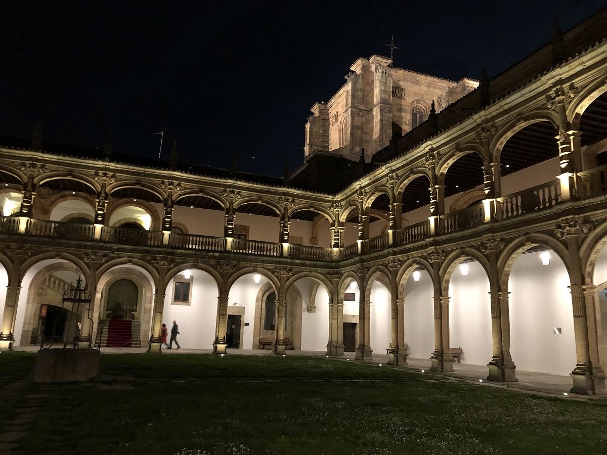 Patio del Colegio Fonseca
